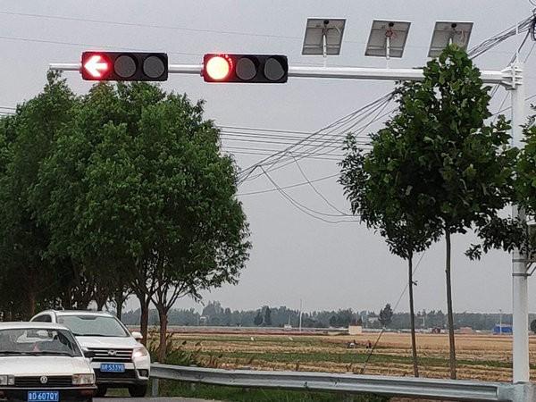 贵州太阳能交通信号灯